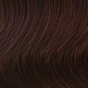 Raquel Welch Wigs | R33 DARK AUBURN | Dark Reddish Brown