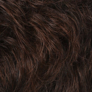 Estetica Wigs |  R36F Chestnut Brown / Medium Auburn Frost