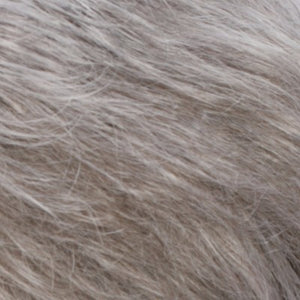 Estetica Wigs | R51LF60 | Off Black w/75% Grey Lightening to Gold Blonde Mix in Front