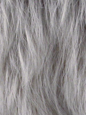 Hairdo Wigs - Color R56/60 SILVER MIST (Lightest Gray with 20% Medium Brown Evenly Blended with Pure White)