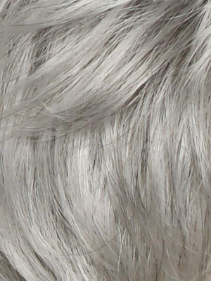 R56 60 SILVER MIST Lightest Gray with 20% Medium Brown Evenly Blended with Pure White