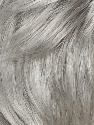 Raquel Welch Wigs | R5 660 SILVER MIST | Lightest Gray with  Medium Brown Evenly Blended with Pure White
