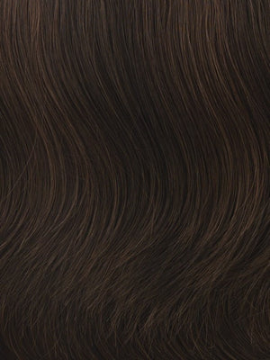 Hairdo Wigs - Color R6/30H - Chocolate Copper - Dark Brown with soft Coppery highlights