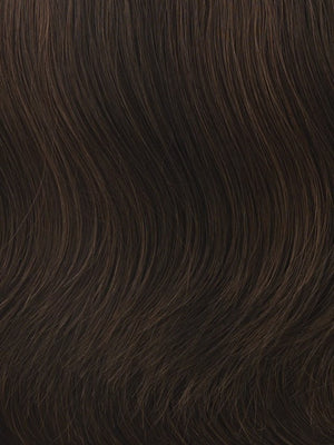 Hairdo Wigs - Color R630H CHOCOLATE COPPER Dark Medium Brown Evenly Blended with Medium Auburn Highlights