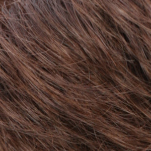 Estetica Wigs | R8/30 | Golden Brown with Medium Auburn Blend