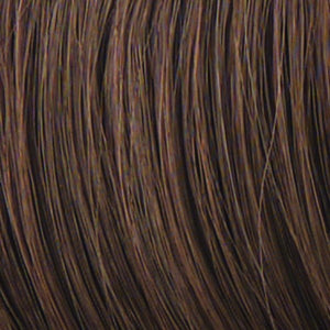 Raquel Welch Wigs | R830 GINGER BROWN | Medium Brown Evenly Blended with Medium Auburn