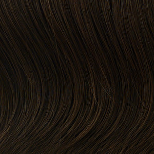 Raquel Welch Wigs | R8 DARK CINNAMON | Rich Medium Brown