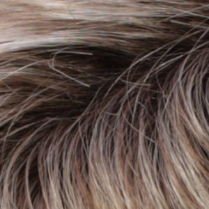 Estetica Wigs | R1488RT8 Highlighted Copper Blonde with Golden Brown Roots