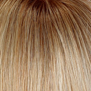 Estetica Wigs - RH1488RT8 | Highlighted Copper Blonde w/ Golden Brown Roots