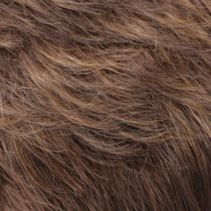 Estetica Wigs | RH268 | Golden Brown With Copper Blonde Highlights