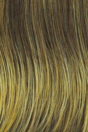 Raquel Welch Wigs | RL11/25 GOLDEN WALNUT