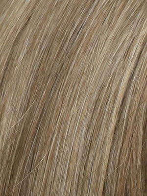 Raquel Welch Wigs | RL13 88 GOLDEN PECAN Dark Golden Blonde Evenly Blended with Pale Blonde