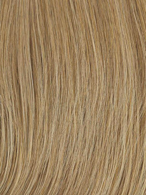 RL14/22 | Pale Gold Wheat | Warm Reddish Blonde With Light Blonde Highlights