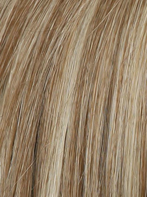 Raquel Welch Wigs | RL14 22 SHADED WHEAT Dark Blonde Evenly Blended with Platinum Blonde and Dark Roots