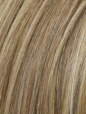 Raquel Welch Wigs | RL14/25 HONEY GINGER | Dark Blonde Evenly Blended with Medium Golden Blonde