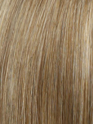 RL14 25 HONEY GINGER Dark Blonde Evenly Blended with Medium Golden Blonde
