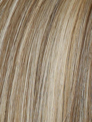 Raquel Welch Wigs | RL16 88 PALE GOLDEN BLONDE HONEY Dark Natural Blonde Evenly Blended with Pale Golden Blonde
