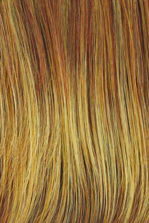 Raquel Welch Wigs Color - RL29/25 GOLDEN RUSSET