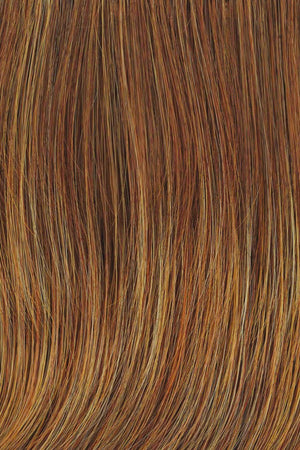 Raquel Welch Wigs Color - RL30/27 RUSTY AUBURN