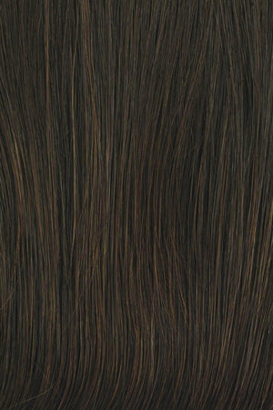 Raquel Welch Wigs - Color RL4/6 BLACK COFFEE