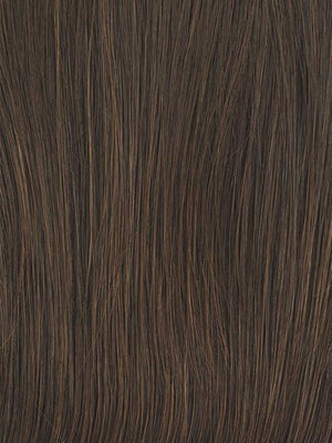 RL4/6 BLACK COFFEE | Dark Brown Evenly Blended with Medium Brown