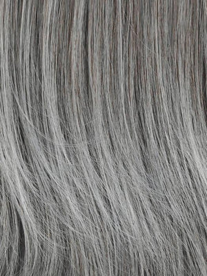 RL511 GRADIENT CHARCOAL | Steel Gray with Subtle Light Gray Highlights at the Front