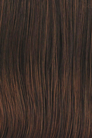 Raquel Welch Wigs - Color RL6/30 COPPER MAHOGANY