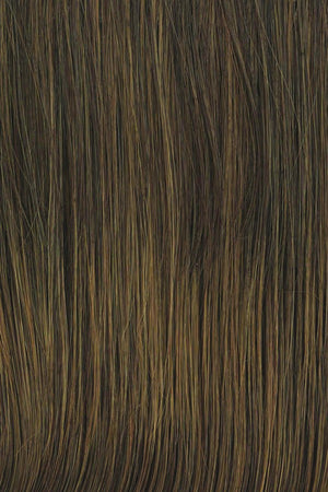 Raquel Welch Wigs - Color RL6/8 DARK CHOCOLATE