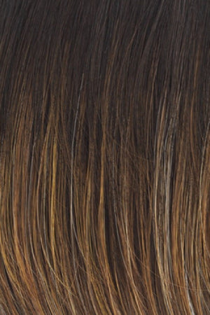 Raquel Welch Wigs Color - RL8/29SS SHADED HAZELNUT