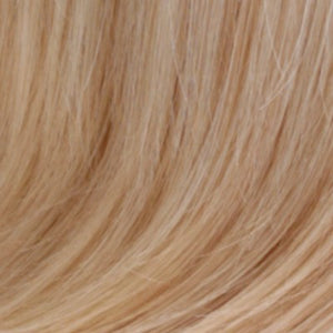 Estetica Wigs | RT613/27 | Pale Blonde with Warm Strawberry Blonde Lowlights