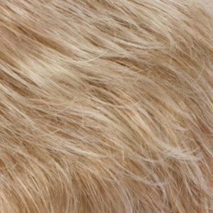 RT613 27  Pale Blonde with Warm Strawberry Blonde Lowlights