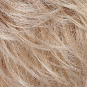 Estetica Wigs | RT613/27 | Light Auburn With Pale Blonde Highlights & Pale Blonde Tipped Ends