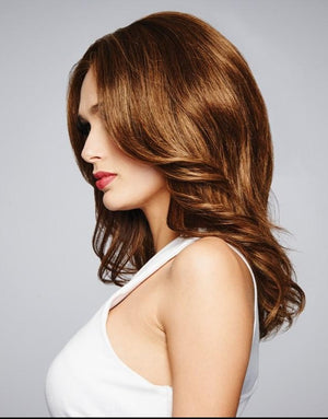 Raquel Welch Wigs | Bravo by Raquel Welch l R829S+ – Glazed Hazelnut