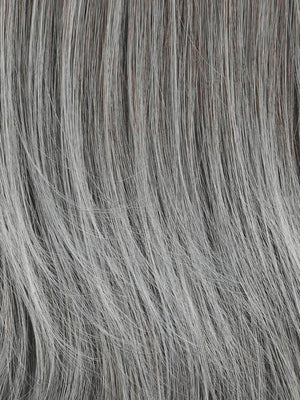 Raquel Welch Wigs | Sugar and Charcoal | Salt & Pepper Gray