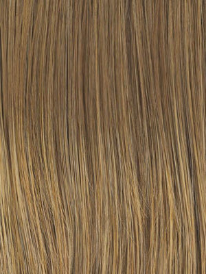 Raquel Welch Wigs | RL12/16	| Honey Toast  | Dark Blonde with subtle highlights