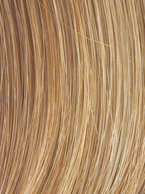 Raquel Welch Wigs | RL14/25	| Honey Ginger | Dark Golden Blonde with  Light Gold highlights