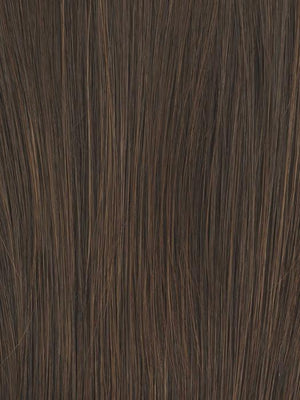 Raquel Welch Wigs | RL4/6 | Black Coffee | Rich Dark Brown