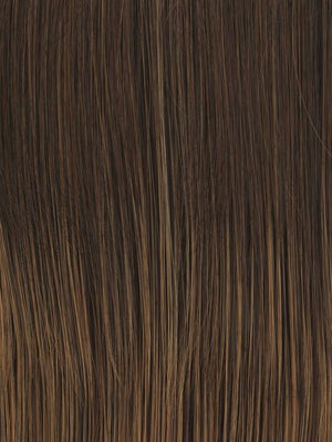 Raquel Welch Wigs | RL6/28 | Bronzed Sable | Lighter Brown with highlights
