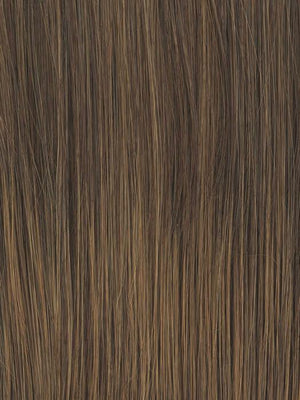 Raquel Welch Wigs | RL6/8 | Dark Chocolate | Warm Light Brown
