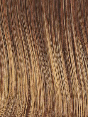 Raquel Welch Wigs | RL31-29 Fiery Copper