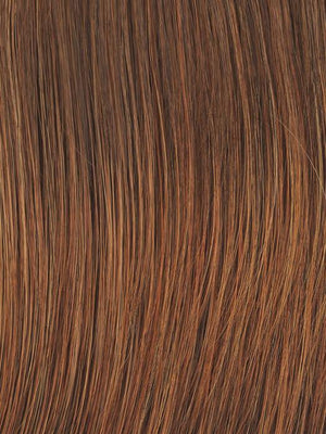 Raquel Welch Wigs | RL32/31 | Cinnabar | Rich Chestnut with warm undertones