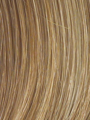 Raquel Welch Wigs | R14/25 HONEY GINGER | Dark Strawberry Blonde Blended With Pale Gold Blonde