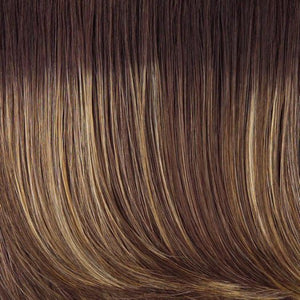Raquel Welch Wigs | SS8-25 SS Golden Walnut