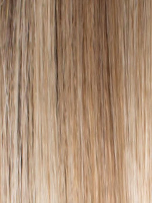 Rene of Paris Wigs | ROSE GOLD | Blonde with Reddish Highlights
