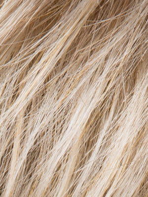 Ellen Wille Wigs | SANDY BLONDE ROOTED Medium Honey Blonde Light Ash Blonde and Lightest Reddish Brown Blend with Dark Roots