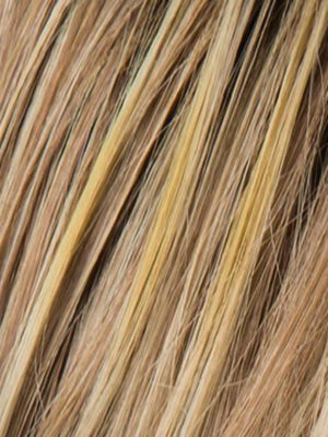 Ellen Wille Wigs | SAND MIX | Light Brown, Medium Honey Blonde, and Light Golden Blonde blend