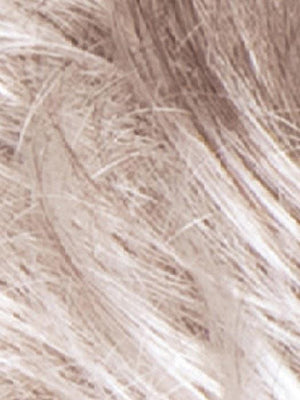 Rene of Paris Wigs | SILVER-STONE | Medium Brown and Silver blend that transitions to more Silver Light Ash Brown to Silver Bangs