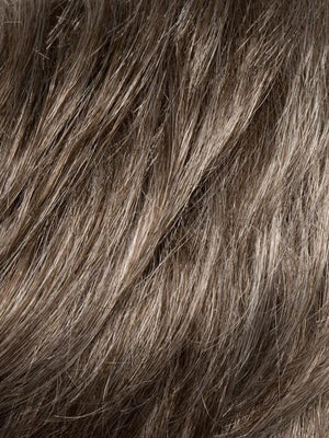 Ellen Wille Wigs | SMOKE-MIX  Medium Brown blended with 35% Pure White
