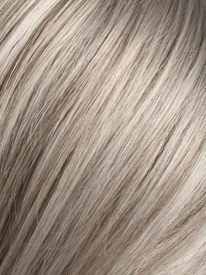 Ellen Wille Wigs | SNOW-MIX | Pure Silver White with 10% Medium Brown & Silver White with 5% Light Brown blend