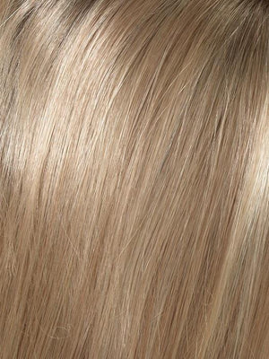 SPARKLING CHAMPAGNE | Overall Strawberry Blonde base and soft Golden Blonde highlights